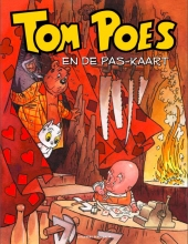 Dick Matena Marten Toonder, Tom Poes en de pas-kaart