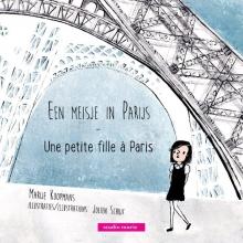 Marije  Koopmans Een meisje in Parijs
