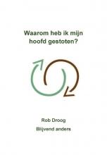 Rob Droog , Waarom heb ik mijn hoofd gestoten?