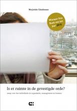 Marjorieke Glaudemans , Is er ruimte in de gevestigde orde?
