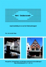 Arie van der Stoep , Het onderzoek