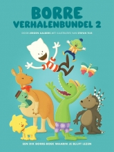 Jeroen Aalbers , Borre Verhalenbundel 2