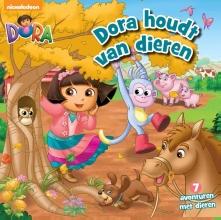 Dora houdt van dieren