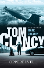 Mark  Greaney Tom Clancy Opperbevel