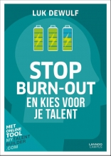 Luk Dewulf , Stop burn-out