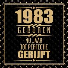 Niek Wigman , 1981 Geboren 40 Jaar Tot Perfectie Gerijpt