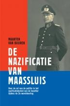 Maarten  van Buuren De nazificatie van Maassluis