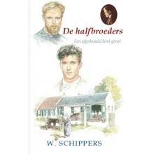 Willem  Schippers 35. Schippersserie De halfbroeders
