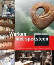 Jolanda Groeneveld , Werken met speksteen