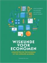 Paulien Vandereyt Johan Quaegebeur  Wim Schoutens  Naci Tanrioven, Wiskunde voor economen