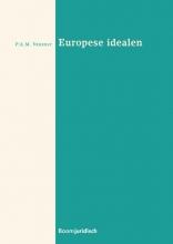 P.A.M. Verrest , Europese idealen
