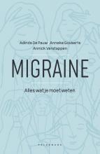 Annick Verstappen Adinda De Pauw  Anneke Govaerts, Migraine