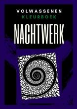 Emmy Sinclaire , Volwassenen kleurboek : Nachtwerk