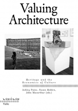 Wouter Davidts Ashley Paine  Susan Holden  John Macarthur, Valuing Architecture