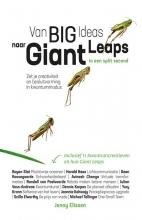 Jenny  Elissen Van Big Ideas naar Giant Leaps. In een split second.