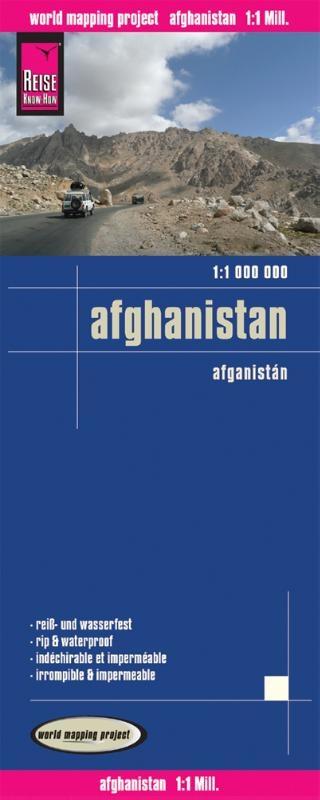 ,Afghanistan 1:1.000.000