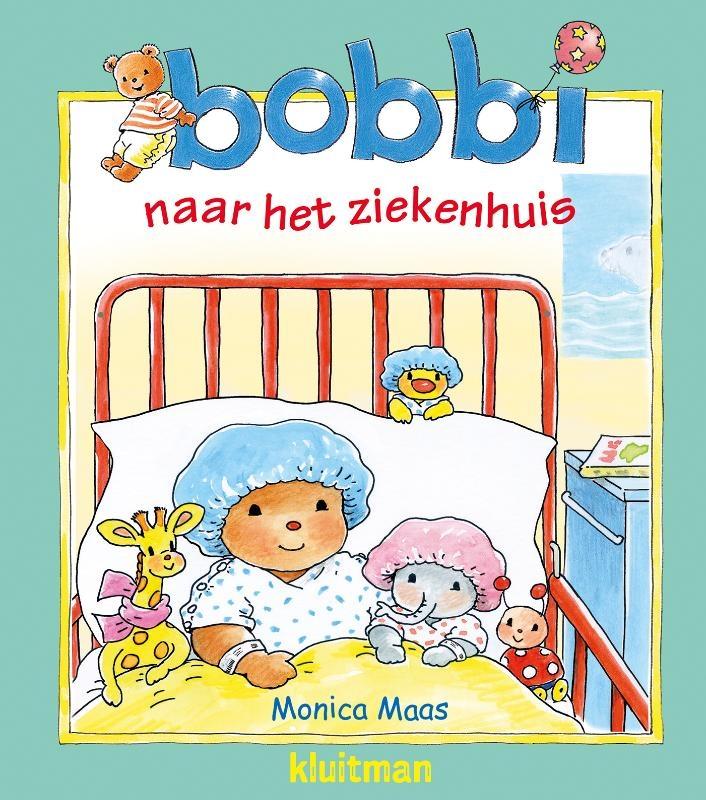 Monica Maas,Bobbi naar het ziekenhuis