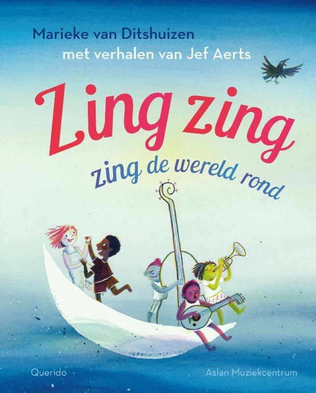 Jef Aerts,Zing zing zing de wereld rond