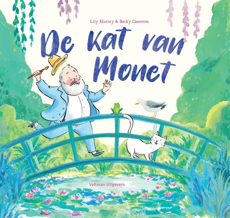 Lily Murray,De kat van Monet