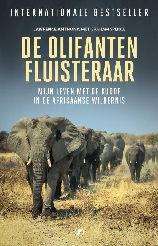 Lawrence Anthony, Graham Spence,De olifantenfluisteraar
