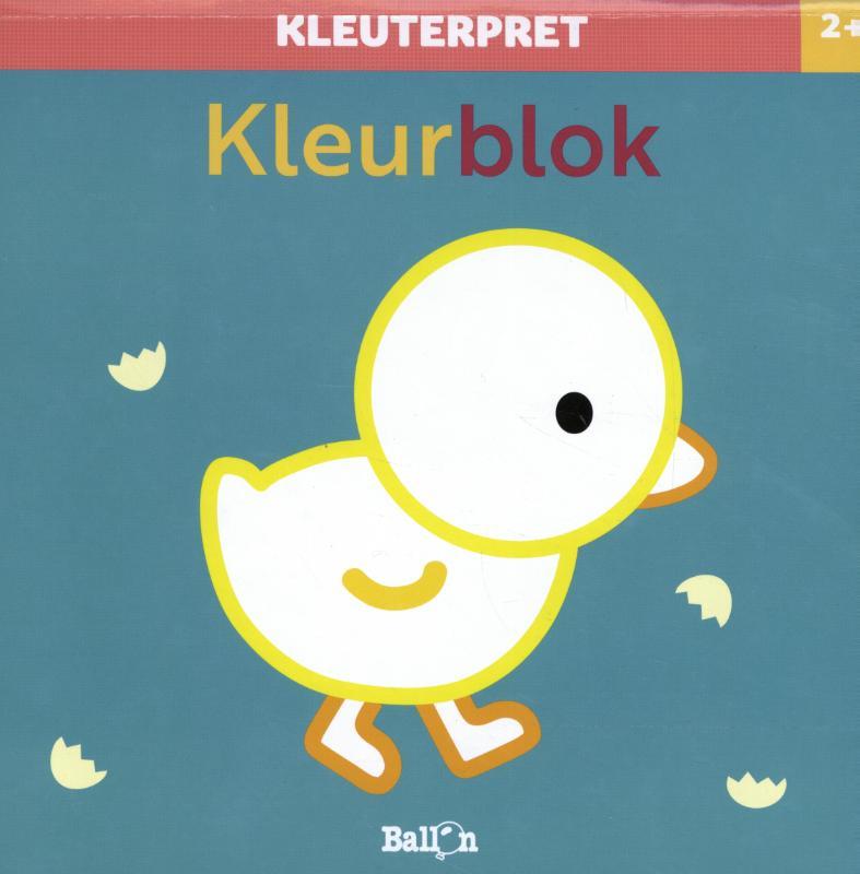 ,Kleurblok 2+