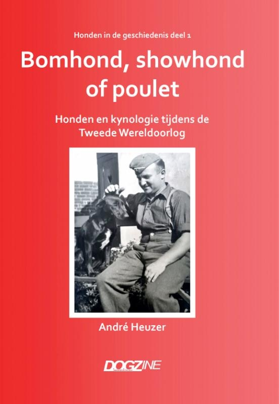 André Heuzer,Bomhond, showhond of poulet