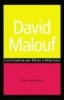 Randall, Don,David Malouf