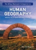 ,The Wiley-Blackwell Companion to Human Geography