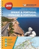 ,<b>ATLAS MICHELIN SPANJE & PORTUGAL 2019</b>