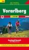,Rad- und Freizeitkarte 100. Vorarlberg 1 : 100 000
