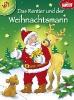 ,Das Rentier und der Weihnachtsmann