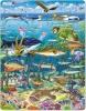 <b>Larsen puzzel- Wilde dieren in de oceaan-FH13</b>,