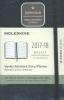 ,Moleskine 18 month planner - weekly - pocket - black - soft cover