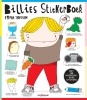 ,Billie`s stickerboek