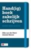 <b>Afke van der Horst, JeanineReuver</b>,Hand(ig) boek zakelijk schrijven