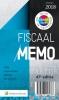 ,Fiscaal Memo januari 2018