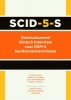 American Psychiatric Association,SCID-5-S