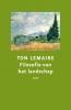 Ton  Lemaire,Filosofie van het landschap