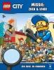 ,LEGO City: zoek-en-vind boek