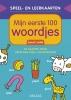 ZNU,Speel- en leerkaarten - Mijn eerste 100 woordjes (vanaf 1 jaar)