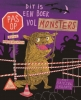 <b>Guido van Genechten</b>,Dit is een boek vol monsters