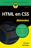 Ed  Tittel, Jeff  Noble,HTML en CSS voor Dummies, 8e editie, pocketeditie
