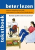 <b>M.  Gathier, D. de Kruyf</b>,Beter lezen Tekstboek