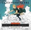 <b>Cassandra  Clare</b>,Het officiële Kronieken van de Onderwereld Kleurboek