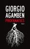 <b>Giorgio  Agamben</b>,Profanaties