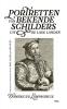 <b>Dominicus  Lampsonius</b>,Portretten van bekende schilders uit de Lage Landen