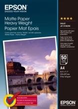 , Inkjetpapier Epson S041256 A4 mat 167gr 50vel