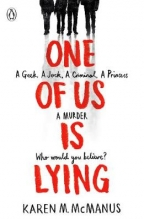Karen M. McManus, One Of Us Is Lying