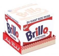 Warhol, Andy Andy Warhol Brillo Memo Block