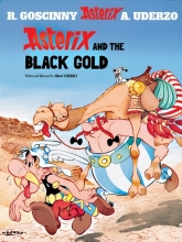 Goscinny, Rene,   Uderzo, Albert,   Hockridge, Derek Asterix and the Black Gold